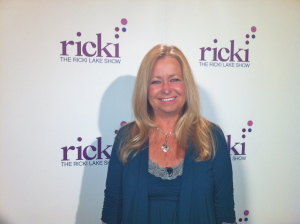 Pam on Ricki Lake Show