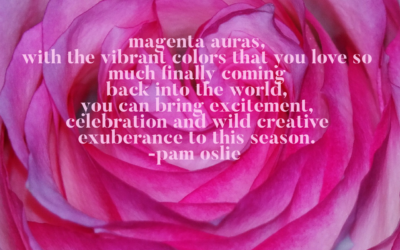 What Magenta Aura Colors Bring to Spring