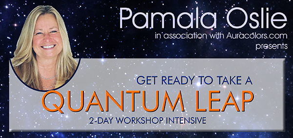 Quantum Leap with Pamala Oslie