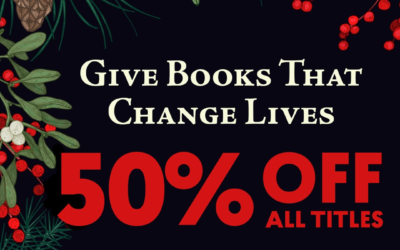 Give the Gift of Books That Change Lives!